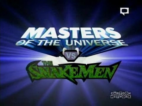 HE-MAN and the MASTERS of the UNIVERSE vs THE SNAKEMEN ( 2002 season 2 ) TV Review