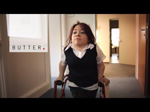 Aktion Mensch Kampagne - Melissa Dokumentation