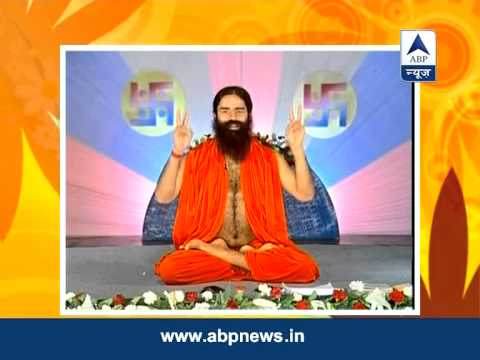 baba ramdev's yog yatra how to cure from constipation