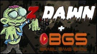 Z DAWN E BRASIL GAME SHOW - GAMEPLAY FAKEJONY