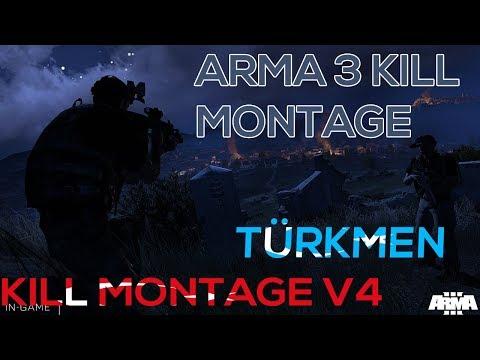 P Ö H  Türkmen Xgaming Life Kill Montage V4|Kısa|Bu Sefer Full Kill :)