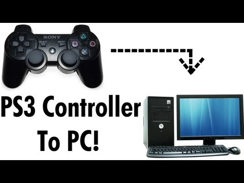 Android Gaming With Your PS3 Controller   Controller on PC