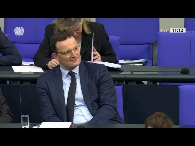 Karsten Klein, FDP: Bundestagsrede zum Haushaltsentwurf des Gesundheitsministeriums (13.09.2019)