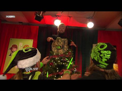 DX Gets A Surprise From Hornswoggle