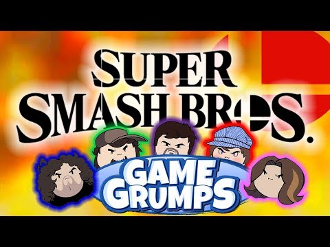 Game Grumps Compilation: Super Smash Bros. MEGA COMPILATION/Best Moments thumbnail