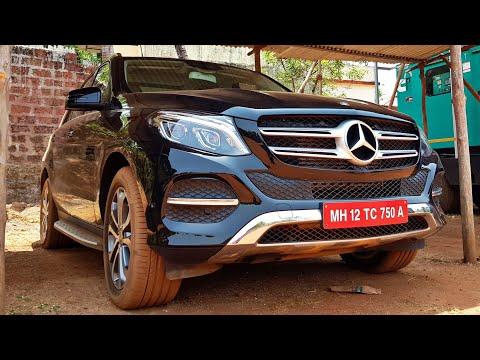 2018 Mercedes-Benz GLE Class 4Matic   Price   Mileage   Features   Specs   Walkaround