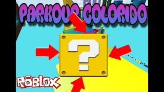 ROBLOX-PARKOUR and the TROLLER BLOCK