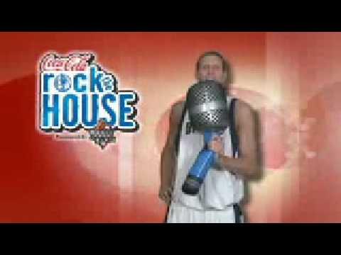 Dallas Mavs Karaoke Bloopers!!!