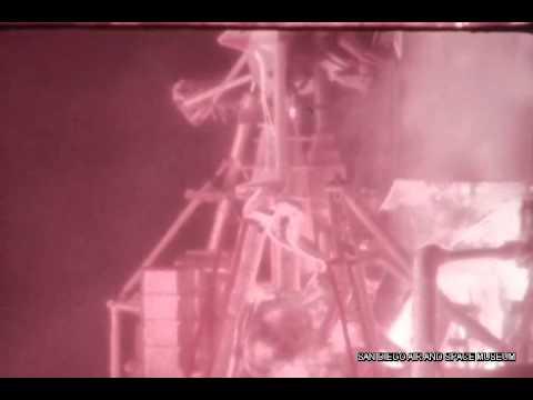 Atlas Centaur AC-67 Umbilical 3/26/87 HACL Film 00510