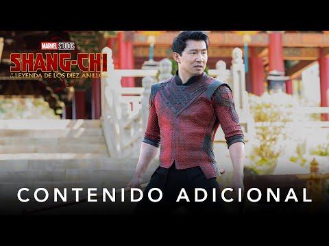 Shang-Chi y la Leyenda de los Diez Anillos |Contenido Adicional | Marvel