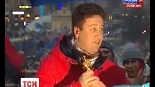 """Журналісту каналу """"Россия 24"""" вручили Оскар для Кисельова"""