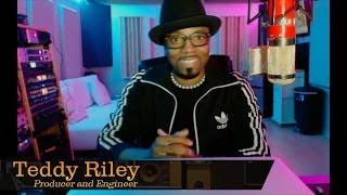 Music Producer Teddy Riley - Pensado
