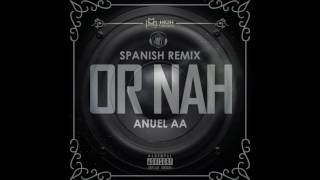 anuel aa or nah bass boosted