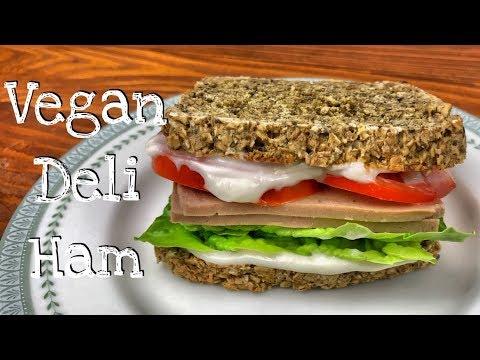 Vegan Deli Ham | Gluten Free