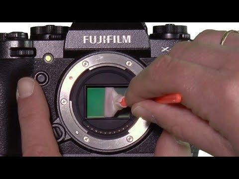 DIY Sensor Cleaning Fujifilm Mirrorless Cameras