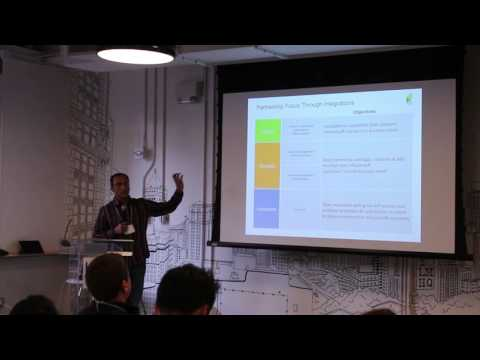 Richard Gilbert, Infusionsoft - Infusionsoft in an API Economy