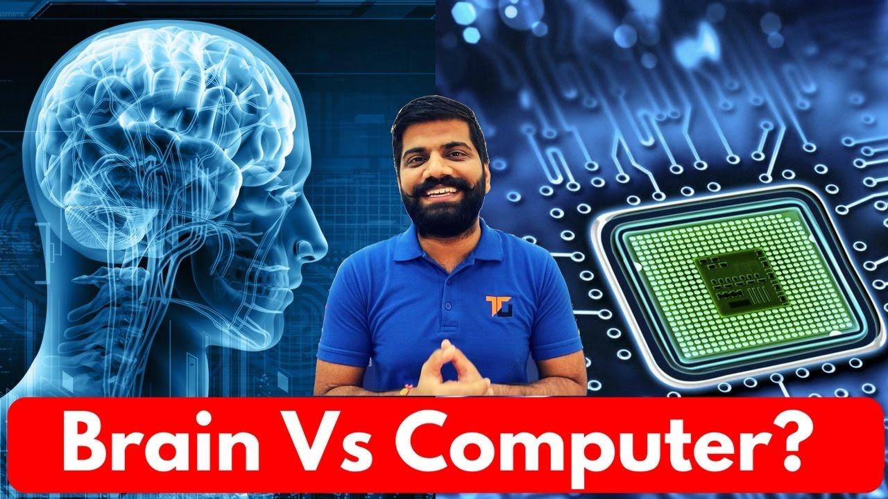 Computers versus Brains