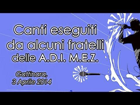Canti A.D.I. M.E.Z a Gattinara