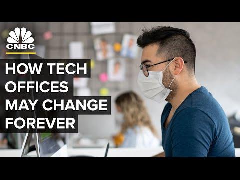 Why Coronavirus May Change How Big Tech Works