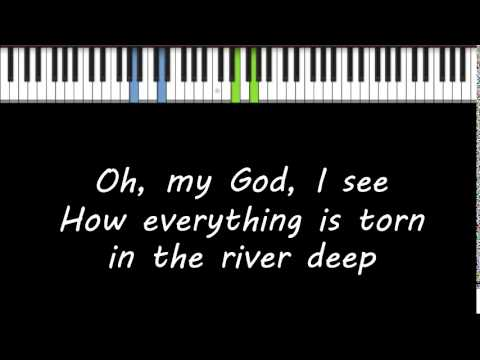 Agnes Obel - Riverside (solo piano arrangement)