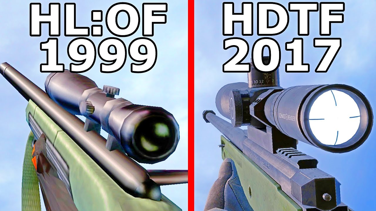Download Opposing Force vs. Hunt Down The Freeman - All Weapons Comparison