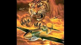 Охотники в небе. Асы Второй мировой войны -- Тигры над Китаем [4/13]