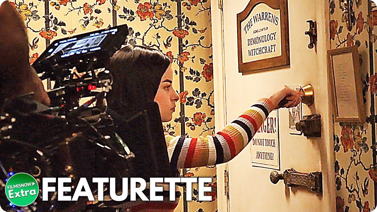 ANNABELLE COMES HOME (2019) | The Artifact Room and The Occult Featurette