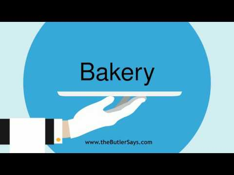 """Learn how to say this word: """"Bakery"""""""