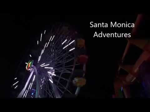 Santa monica adventure!