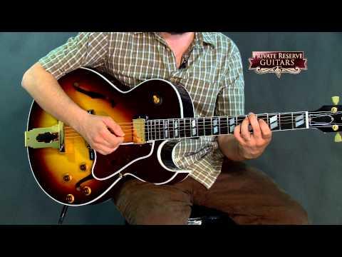 Gibson Custom L-4 CES Mahogany Electric Guitar