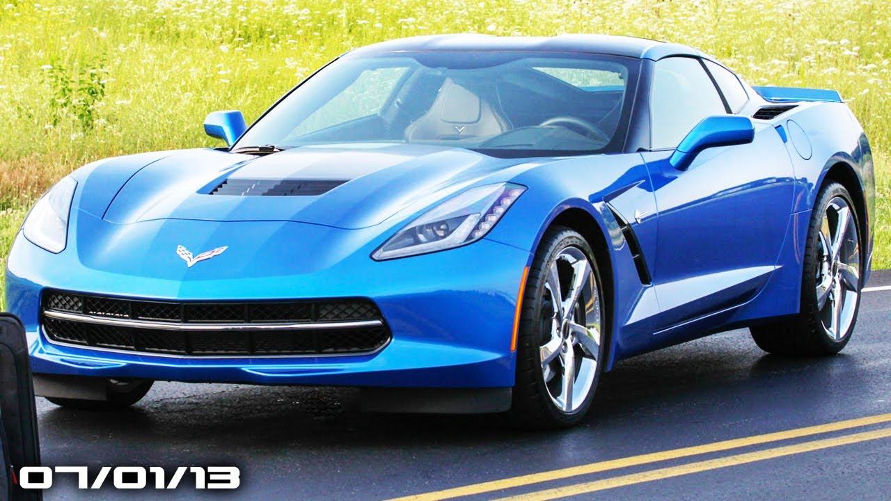 F 150 Tremor >> Corvette Stingray Premiere Edition, Saleen Return, Ford F ...