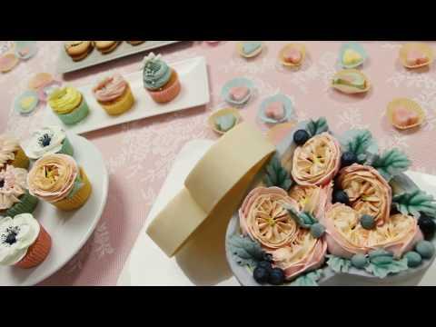 Готовим торт «Птичье молоко» (онлайн обучение)