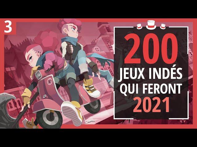 200 jeux indés qui feront 2021 - Partie 3/5   Cabaret Indé