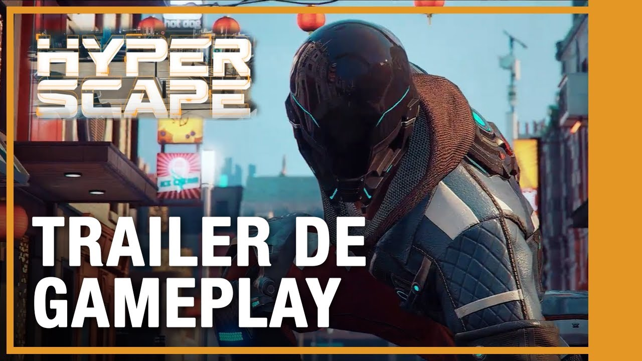 Hyper Scape - Trailer de Gameplay