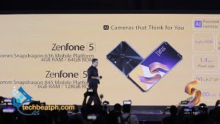 ASUS Zenfone 5 Launched in the Philippines