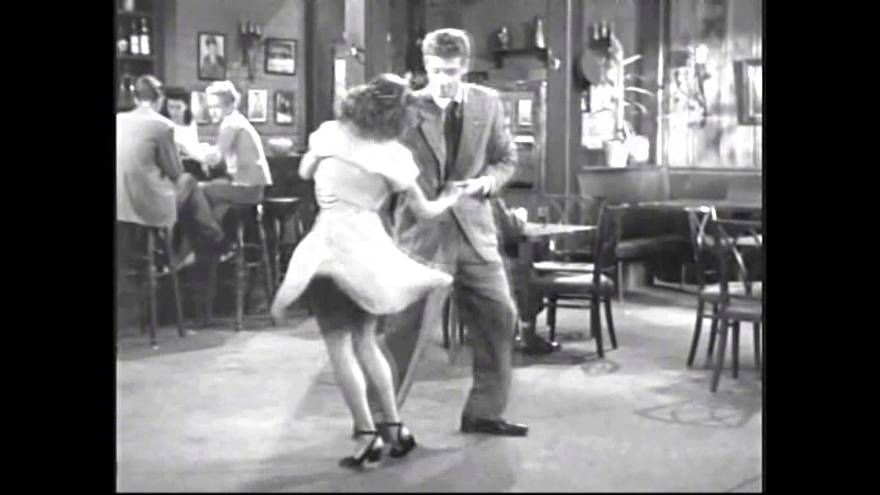 Agree, slow dancing swinging to the music scandal!