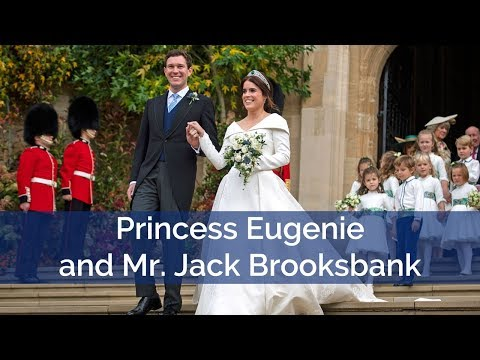 The wedding of Princess Eugenie and Jack Brooksbank: Full Ceremony