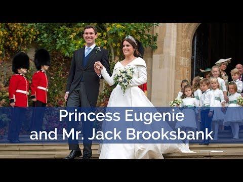 The wedding of Princess Eugenie and Jack Brooksbank: Full Ceremony