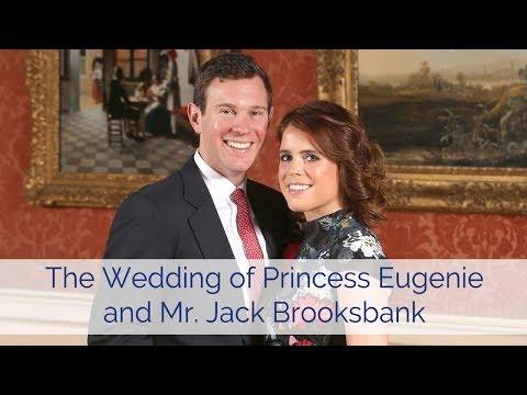 The wedding of Princess Eugenie and Jack Brooksbank