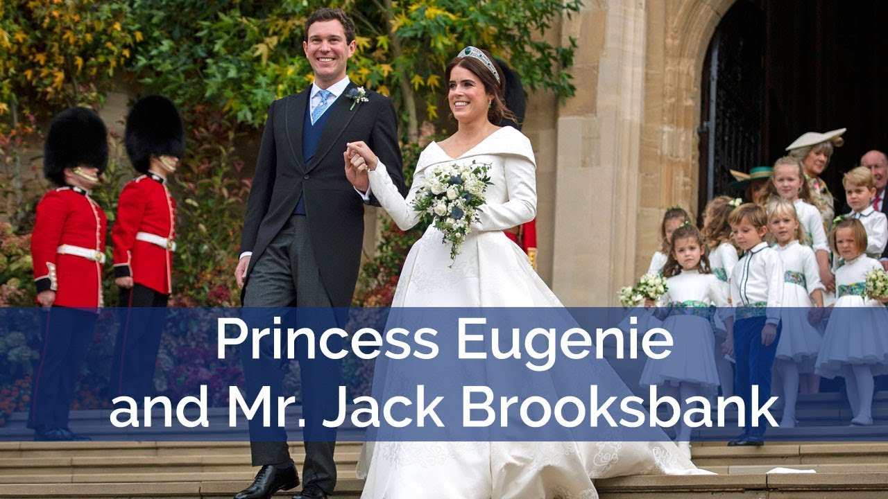 Queen Elizabeth Hochzeit The Wedding Of Princess Eugenie And Jack Brooksbank Full Ceremony