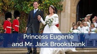 Download The wedding of Princess Eugenie and Jack Brooksbank: Full Ceremony