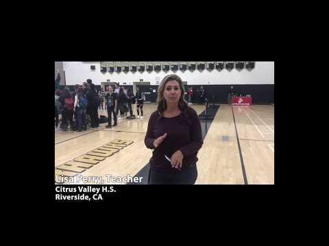 Lisa Perry Citrus Valley High School Riverside, CA