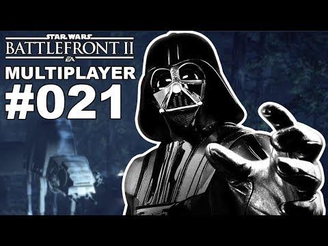 STAR WARS BATTLEFRONT 2 MULTIPLAYER #021 Vader würgt Wunder [Deutsch]