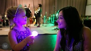 Kacey Musgraves Performs for 3-Year-Old Fan with Terminal Cancer