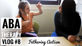 Clinical ABA Therapy | Fathering Autism Vlog #8