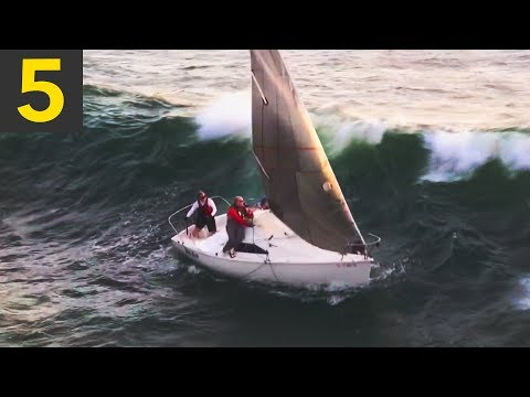 Top 5 Sailing Fails
