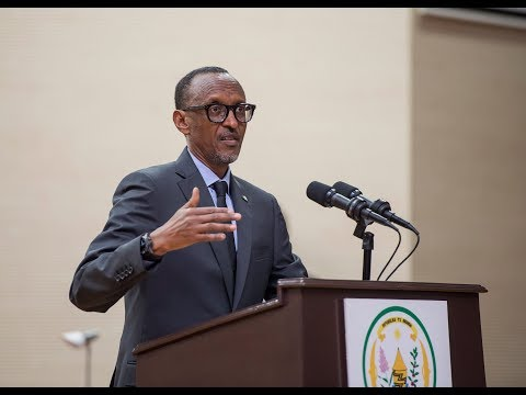 PRESIDENT KAGAME'S MESSAGE TO NEW CABINET MEMBERS