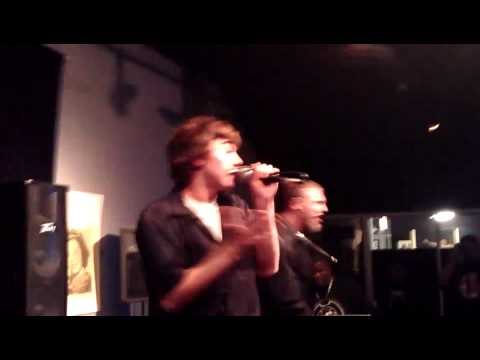 klim and loppsyded 2011 @ checkerboard lounge (PART 1).mp4