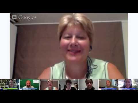Hangout with the Google Teacher Academy - Sydney Team