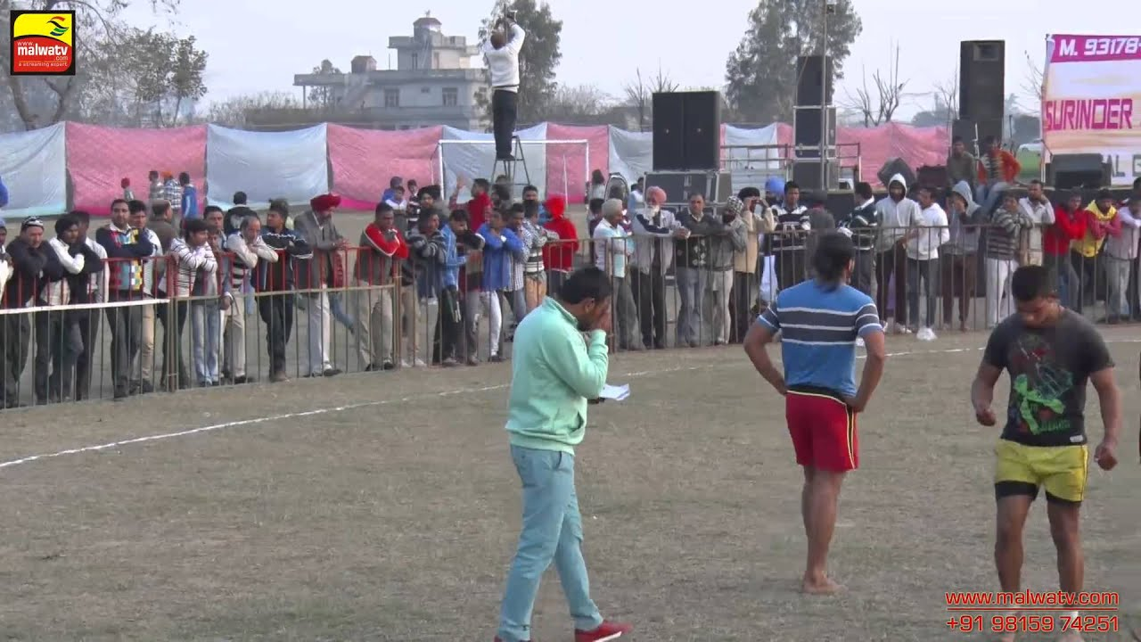 JANDIALI (Kohara - Ludhiana) Kabaddi Tournament - 2015 || HD ||
